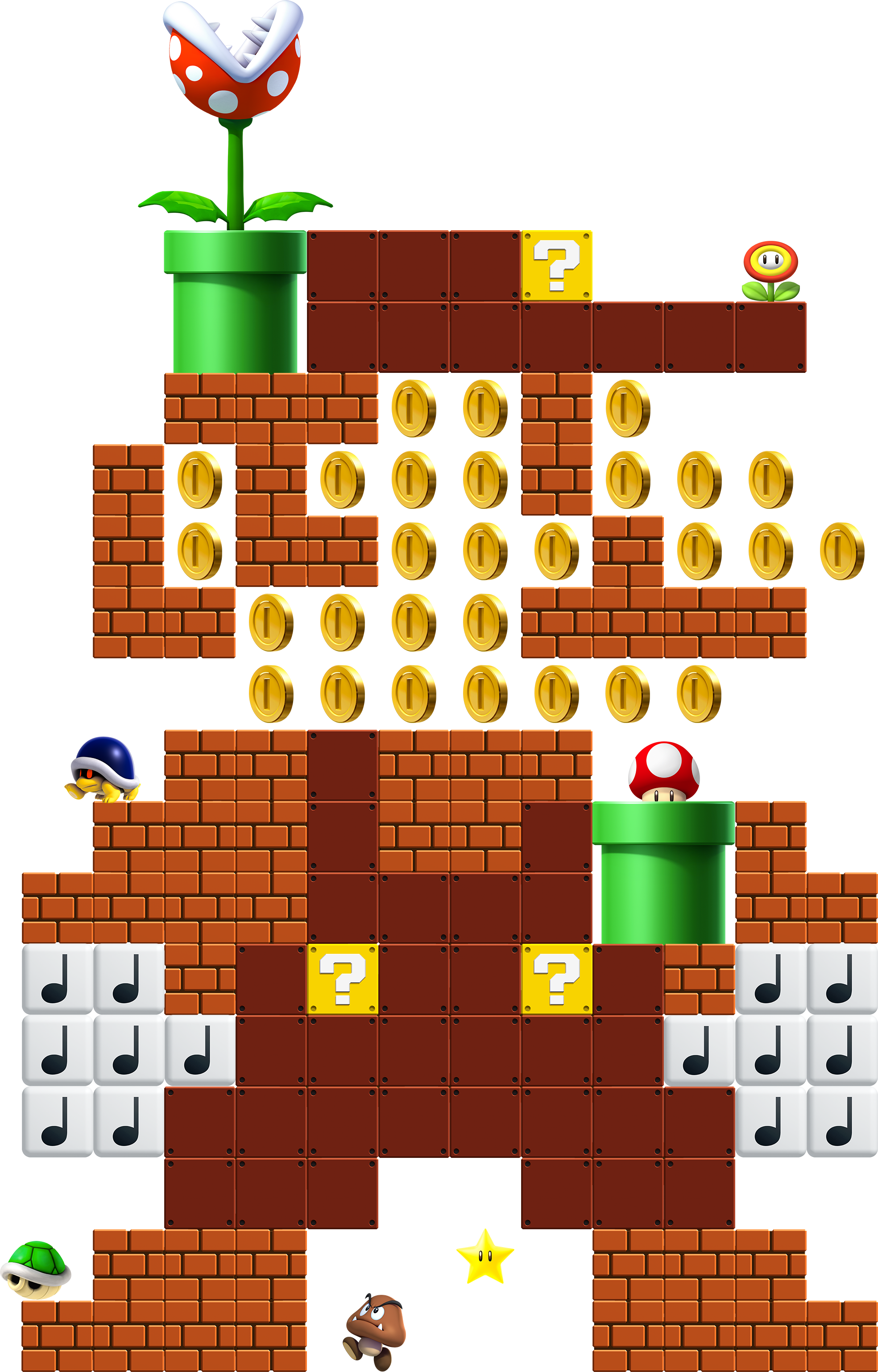 File Super Mario Maker Sprite Mario Art New Super Mario Bros