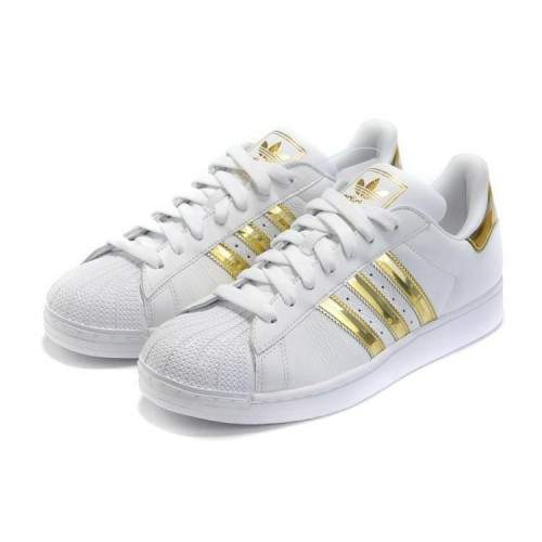 adidas superstar ii gold