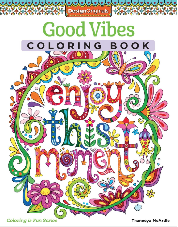 Kaleidoscope Wonders Color Art for Everyone | Coloring books, Adult ...