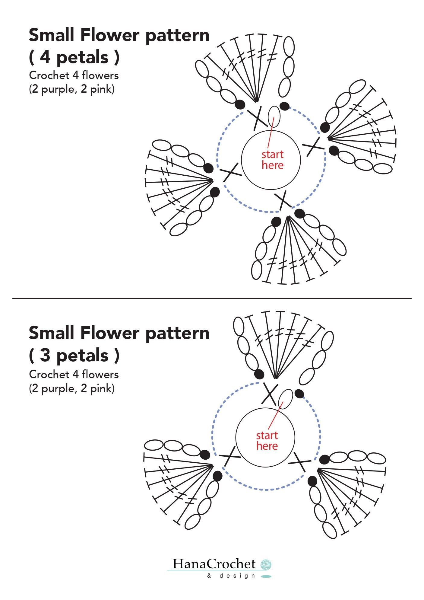 small resolution of diy crochet rose bridesmaid gift jewelry