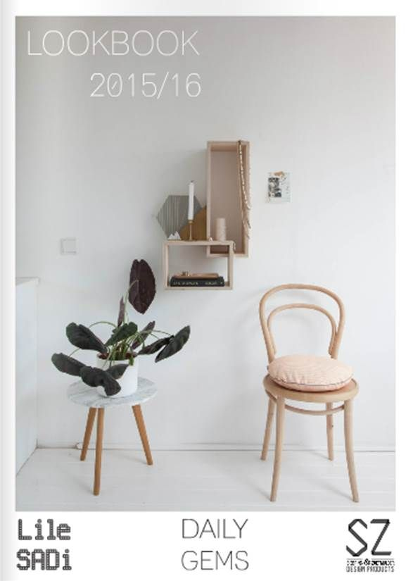 The LileSADi AW 15/16 Lookbook is out #textiles #newcollection #lineandgleam #dailygems