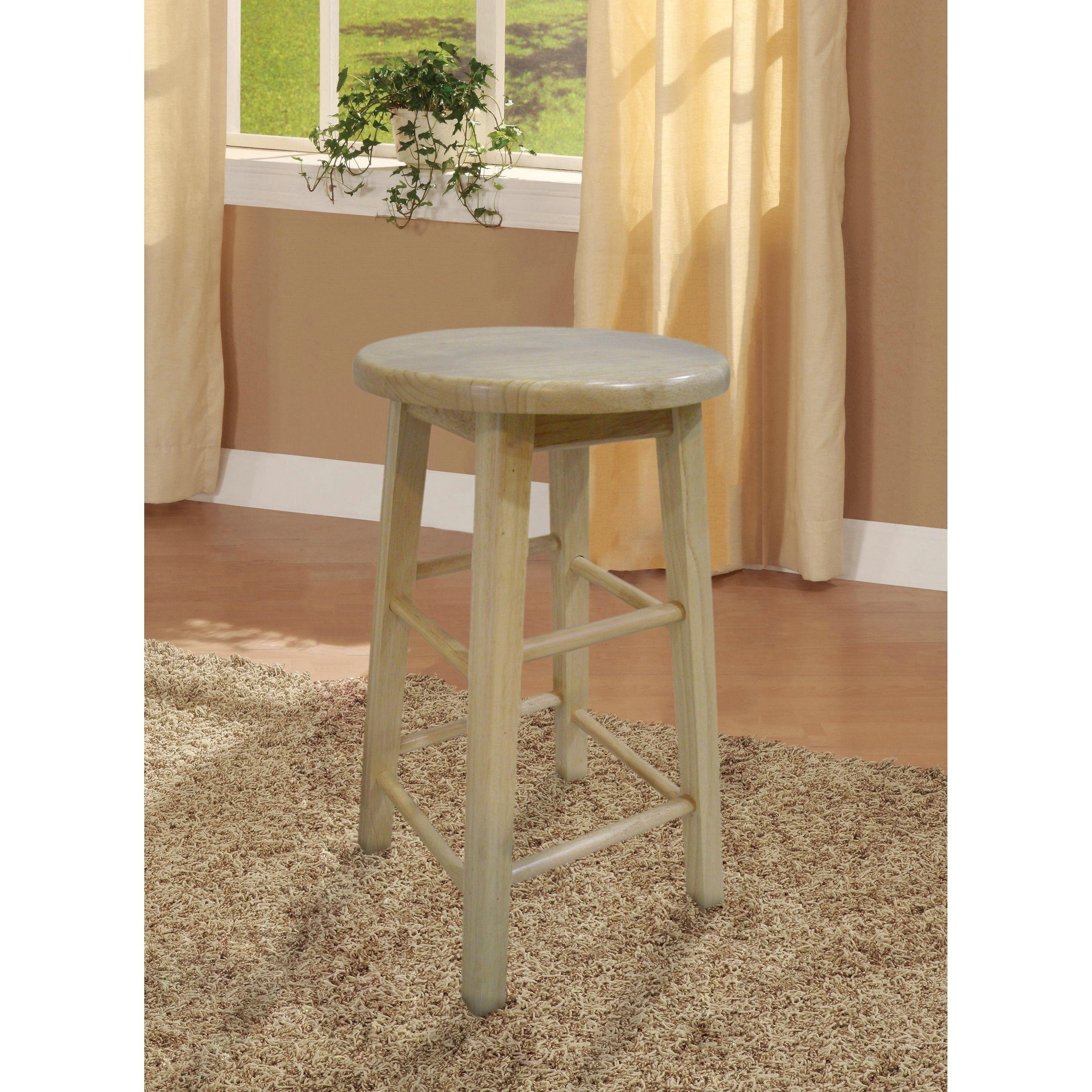 Strange The Gray Barn Woodland Way Backless Counter Height Stool 24 Machost Co Dining Chair Design Ideas Machostcouk
