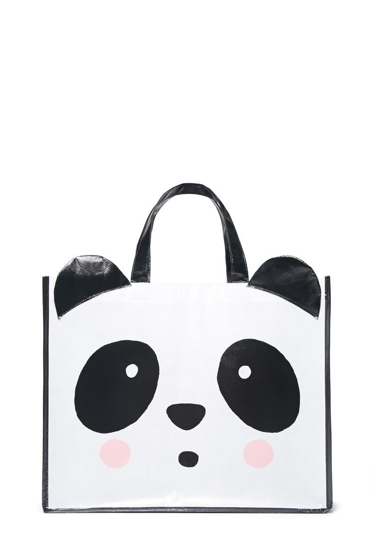 623b0bd8497 Glossy Panda Eco Tote