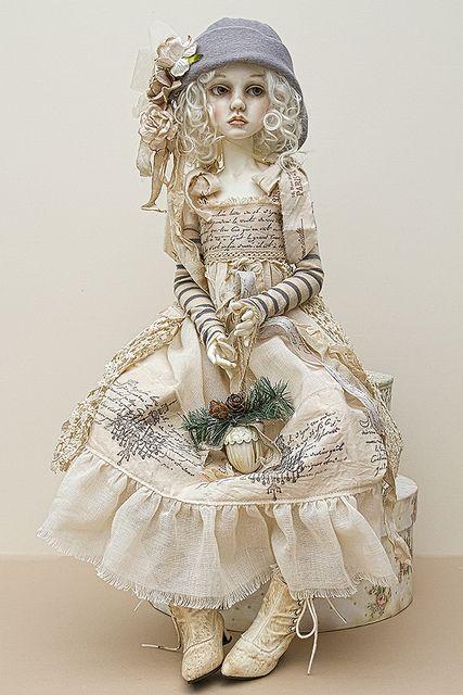 Dollstown Amy by jeanoak, via Flickr