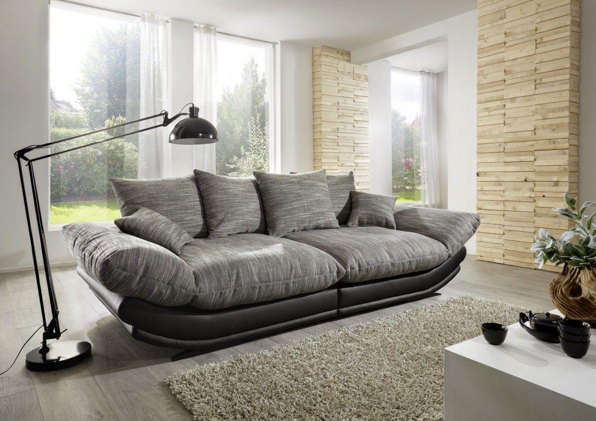 Gemütliches Sofa Wohnzimmer dreams4home megasofa rosi sofa wohnzimmer