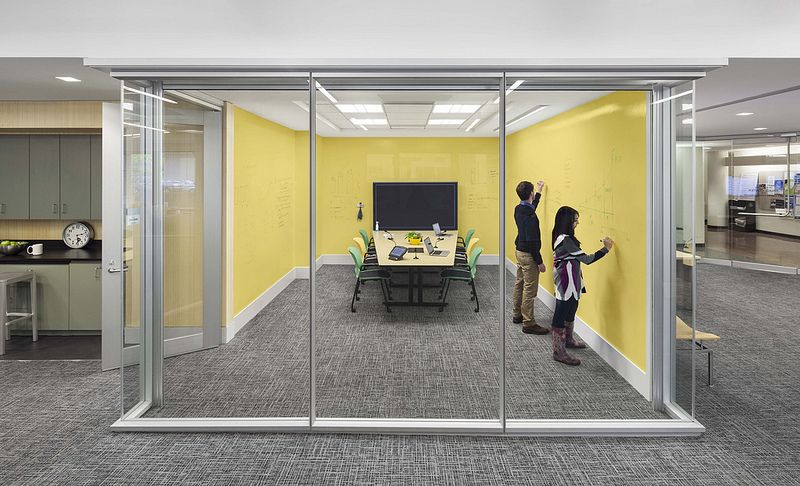 did we mention ideapaint comes in clear enter to win our office makeover and start - Office Makeover Contest