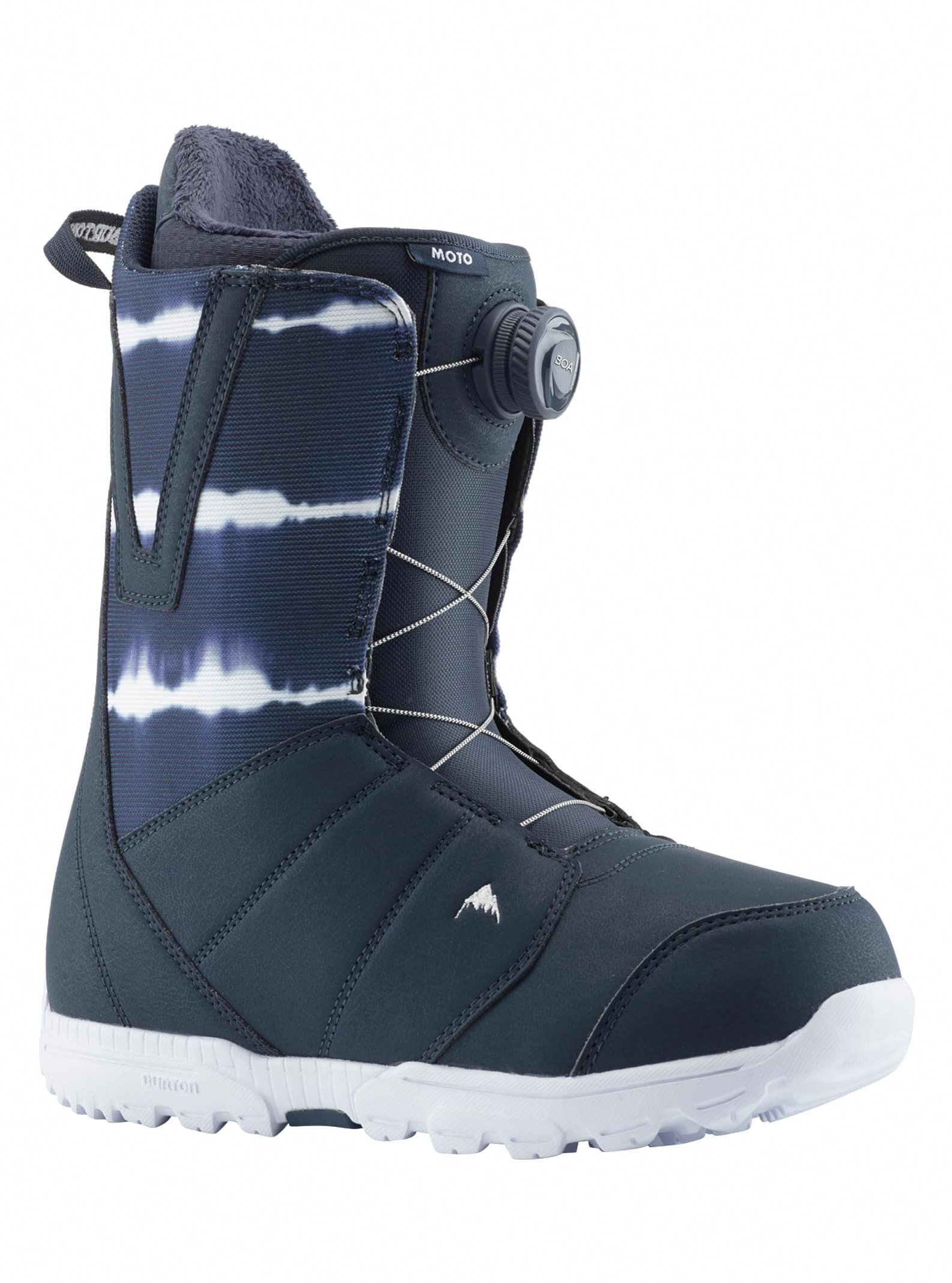 gatear comerciante inoxidable  Men's Burton Moto Boa® Snowboard Boot #snowboardboots