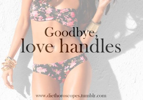 9 Moves To Lose Your Love Handles