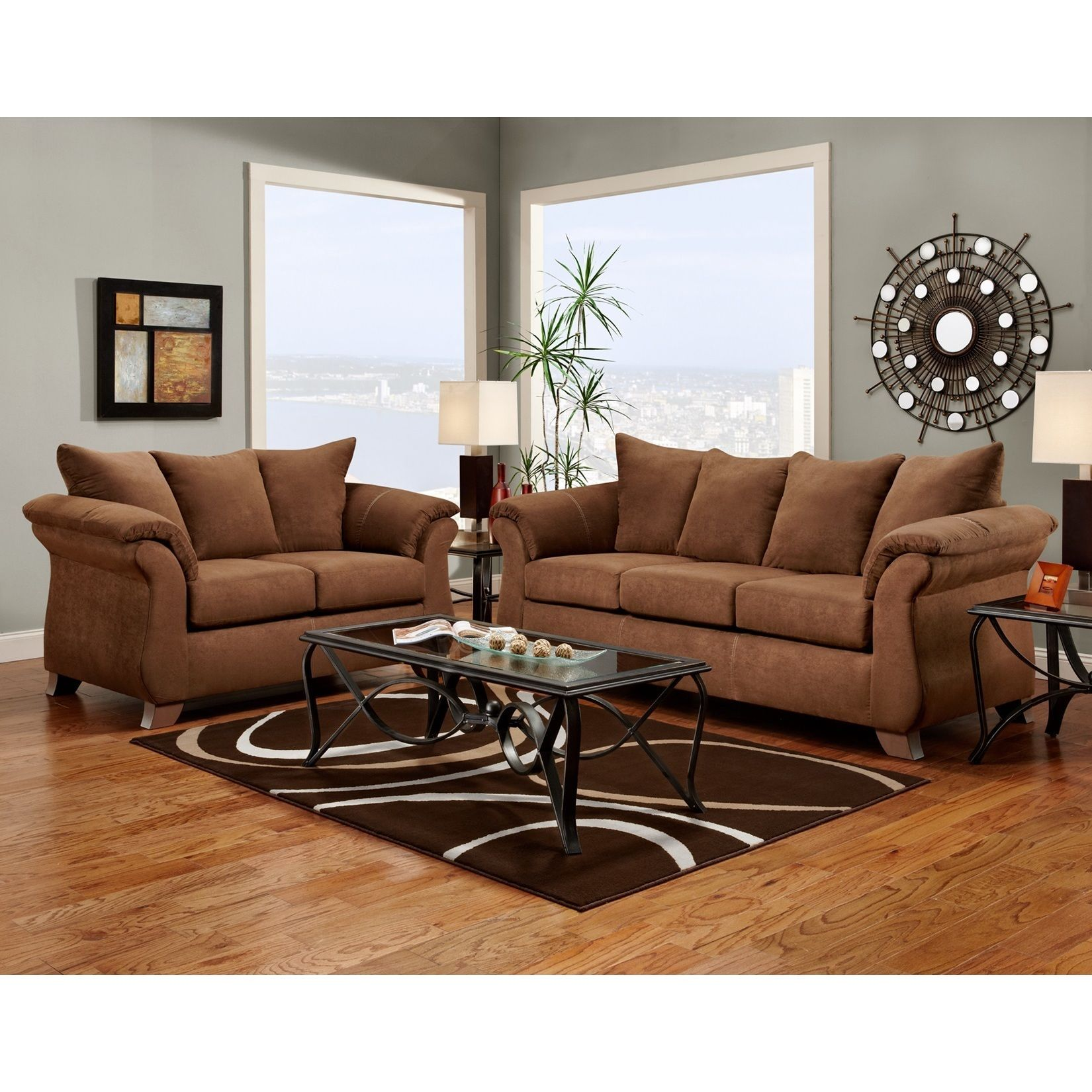 Upgrade your living room with the Aruba