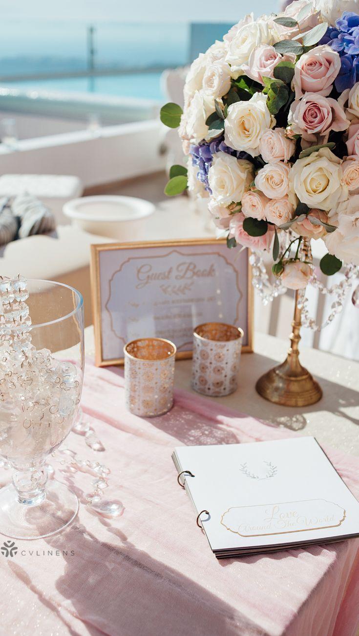 Glitz Sequin 90 X132 Rectangular Tablecloth White Wedding Guest Book Table Diy Wedding Guest Book Diy Wedding Table