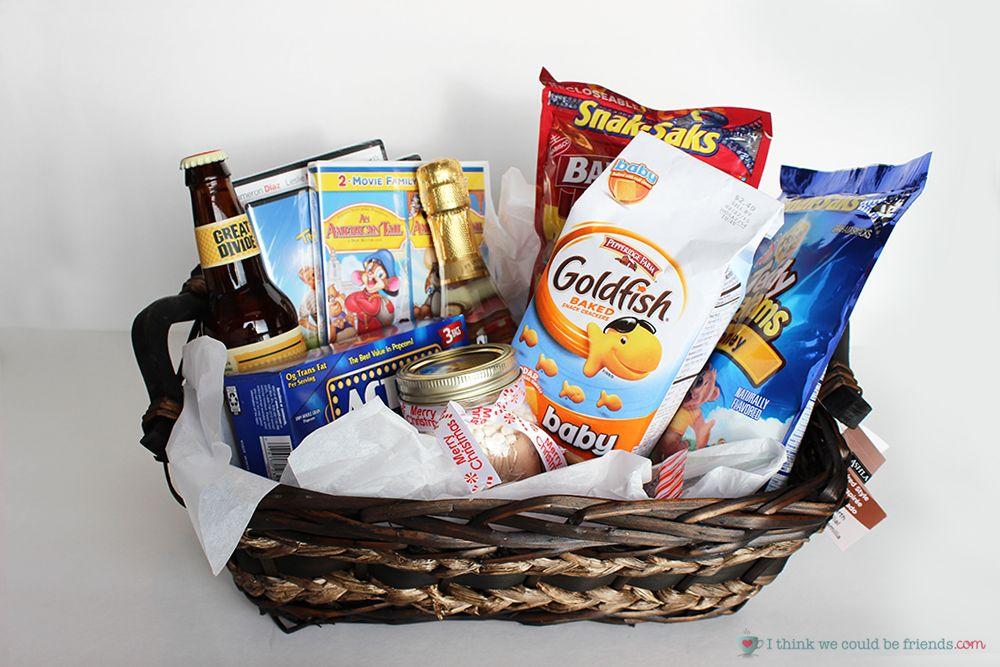 5 creative diy christmas gift basket ideas for friends