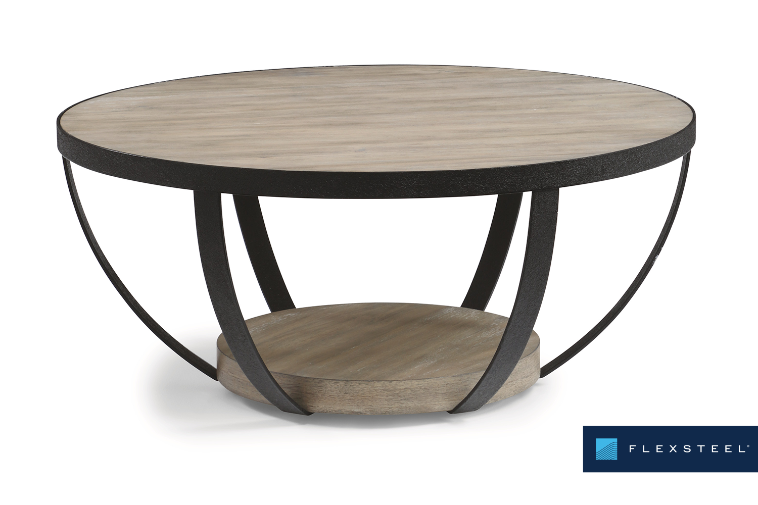 Round Design With A Striking Balance Of Style And Function Flexsteel Coffee Table Round Coffee Table Flexsteel Furniture [ 1000 x 1500 Pixel ]