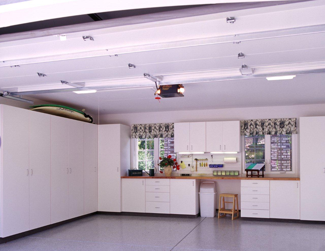 A Custom Garage Storage System Can Transform Your Home Into A Gardeneru0027s  Paradise. Cabinets,