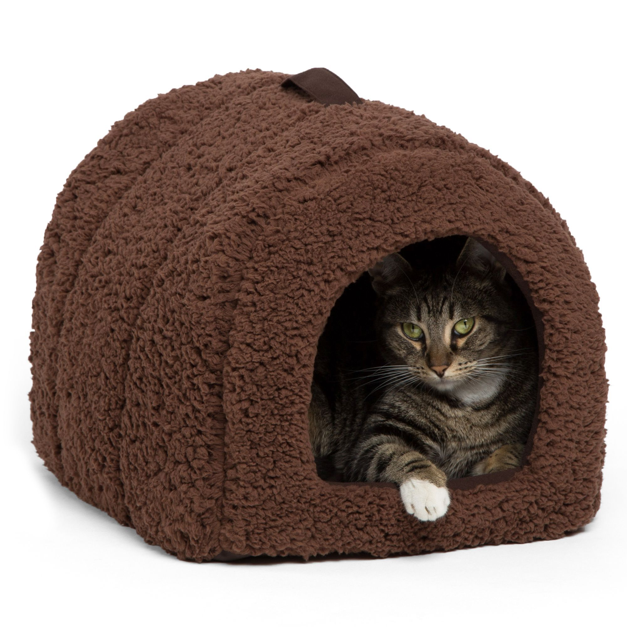 Best Friends By Sheri Sherpa Pet Igloo Dog Beds For Small Dogs
