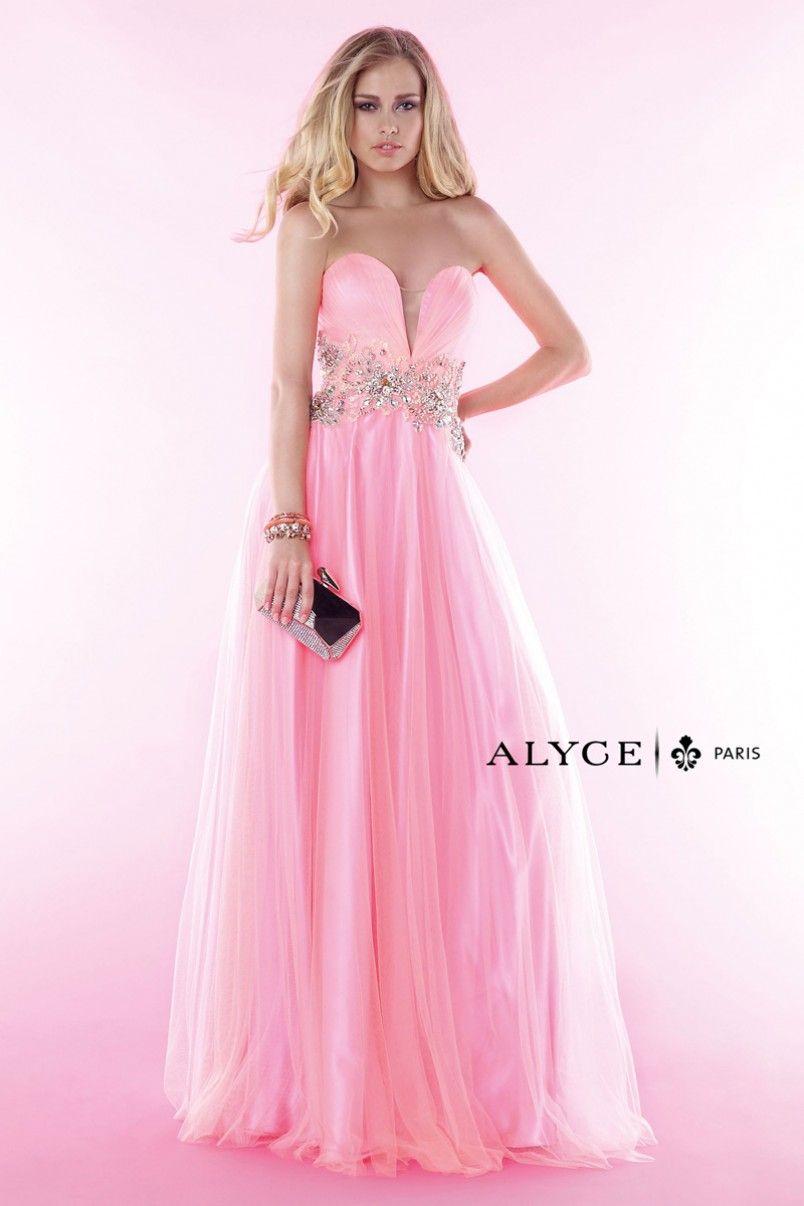 Alyce Paris | Prom Dress Style #6389 Full View | ALYCE PARIS ...