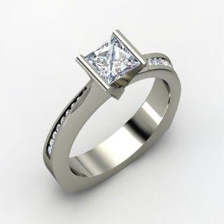 postmodern princess ring