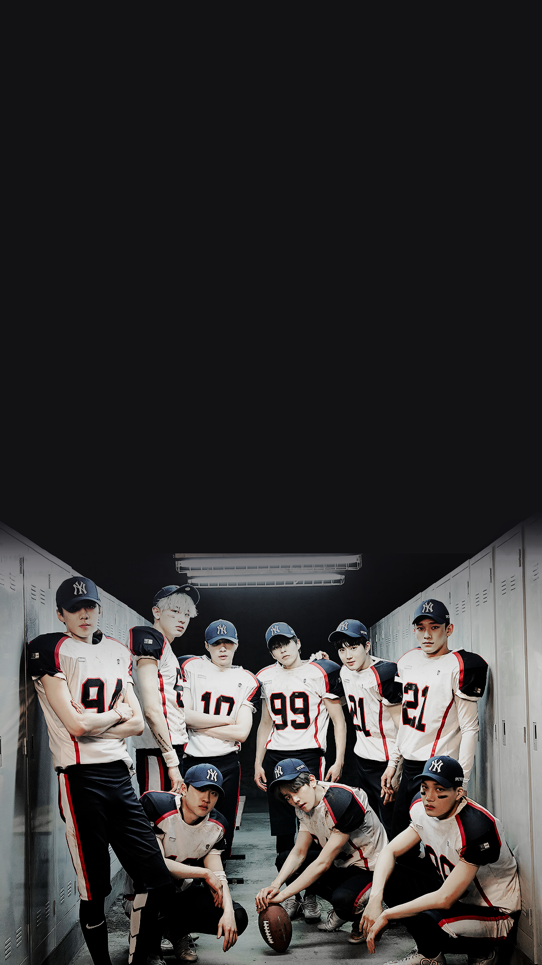 Love Me Right Iphone Wallpaper : exo iphone wallpaper w a l l p a p e r // K p o p Pinterest Exo, Wallpaper and Kpop