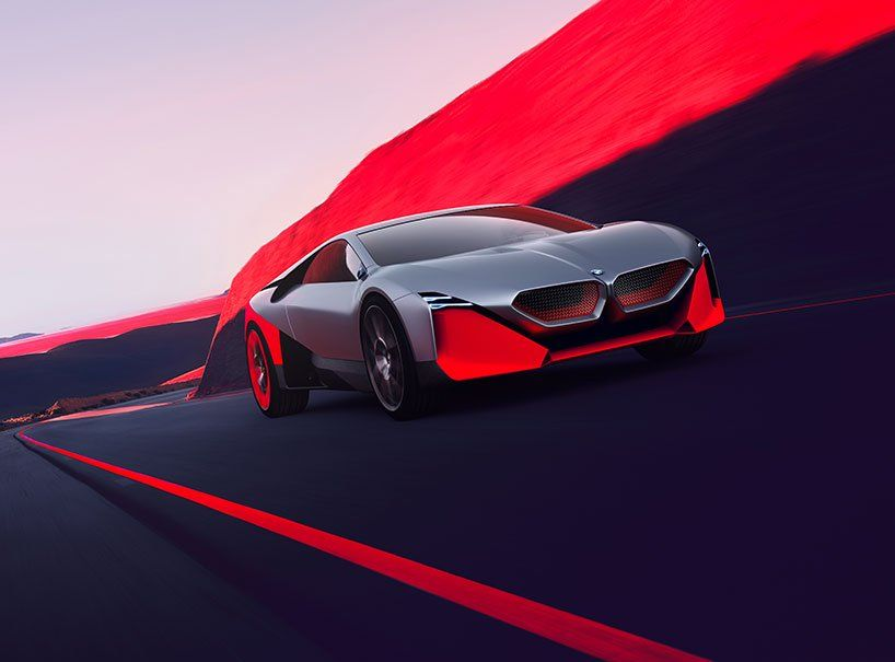 Bmw S Ease And Boost Shapes The Ultimate Future Of Mobility