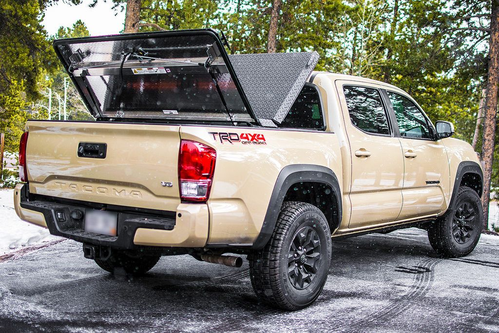 diamondback truck cover Truck covers, Toyota mods