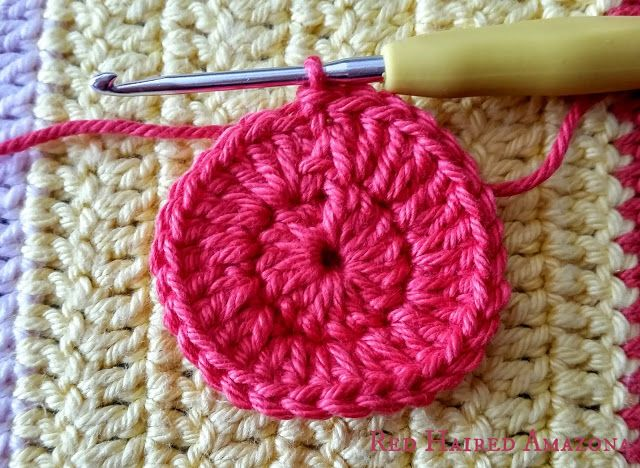 Red Haired Amazona: Crochet Bowl Cosy Free Pattern #crochetbowl
