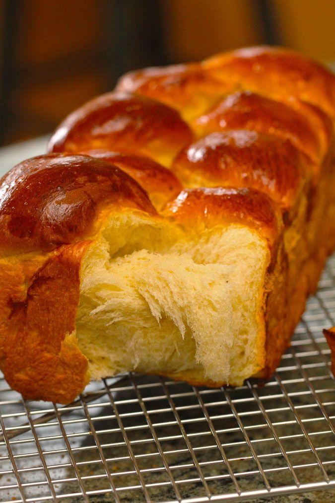 ~ e l r a ~: Hokkaido Milk Bread | Delicious bread, Cooking bread, Bread
