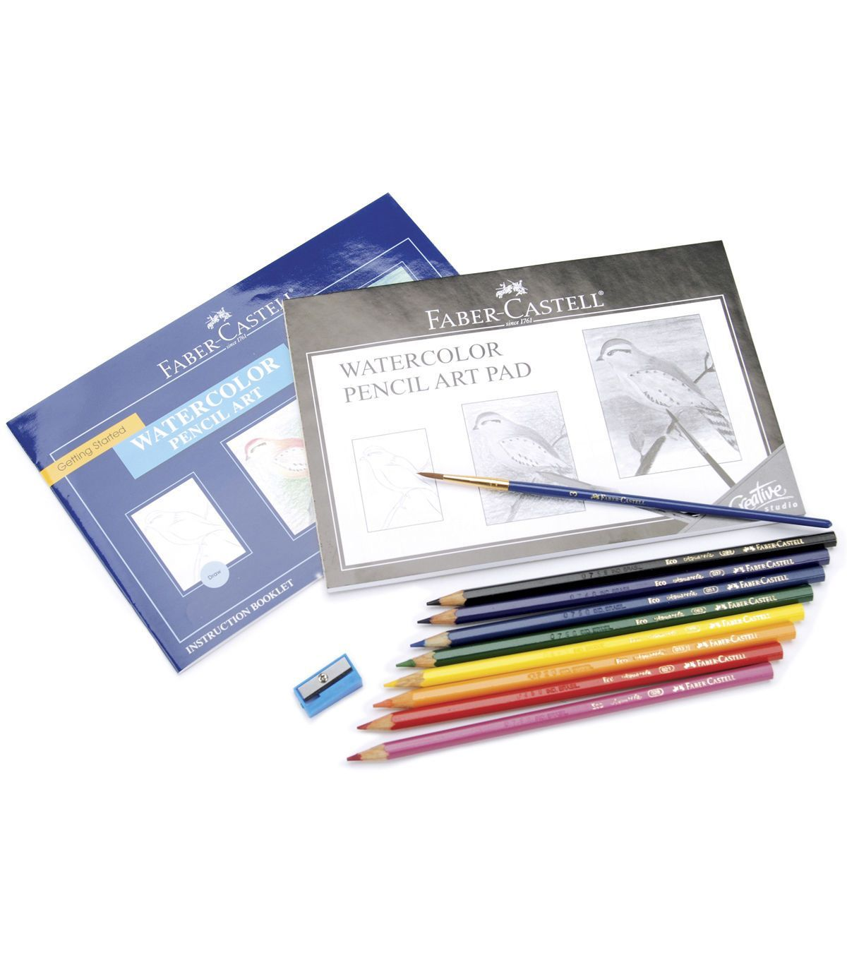 Creative Studio Getting Started Art Kit Watercolor Pencil