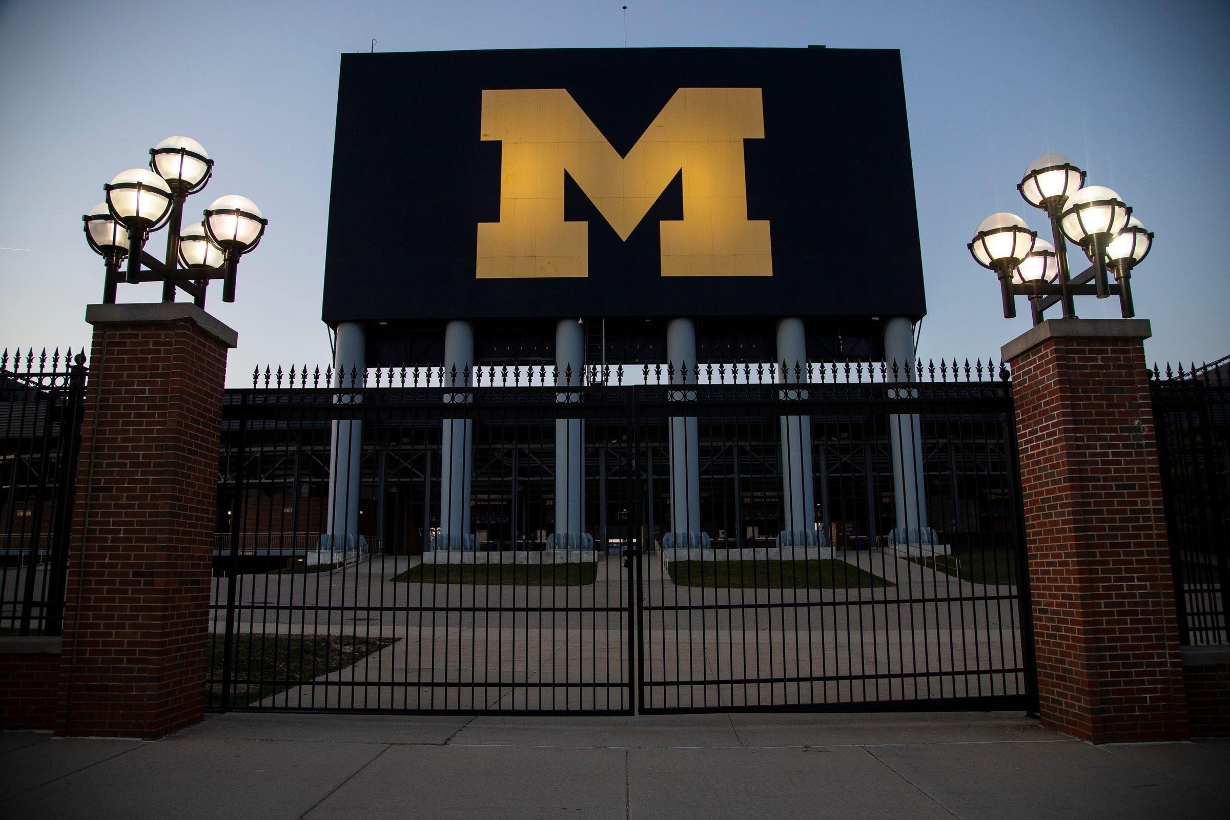 Michigan's athletic department will refund season ticket