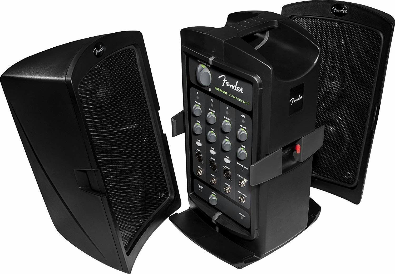 Fender Passport Conference Pa Speaker System Speaker System Pa Speakers Speaker