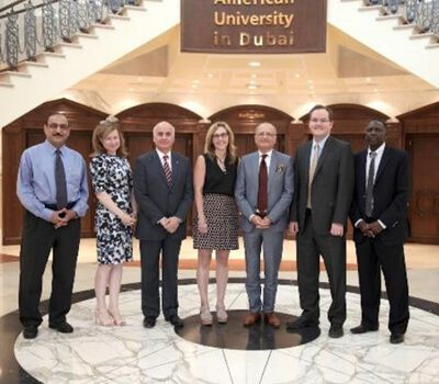 AUD and Cornell University Sign Partnership Agreement   www