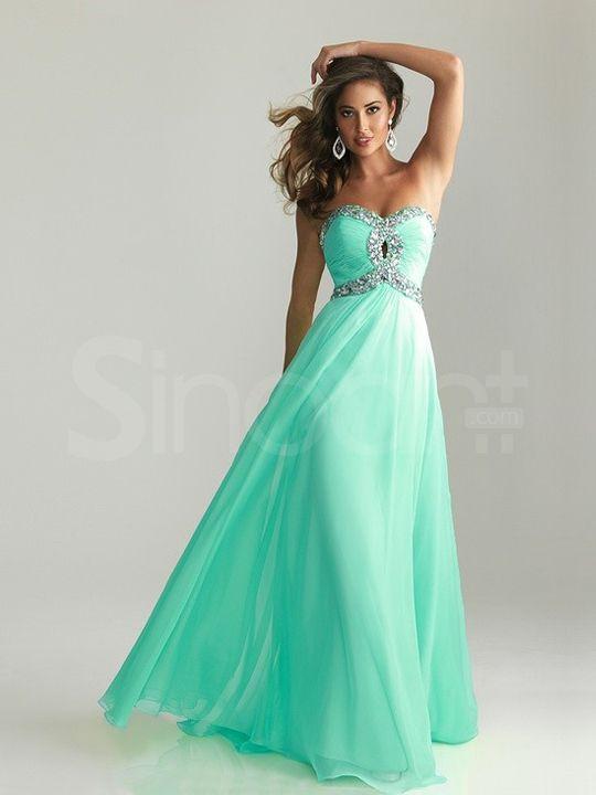 Long Cocktail Dresses Under 100 | Color dress | Pinterest | Ombre ...