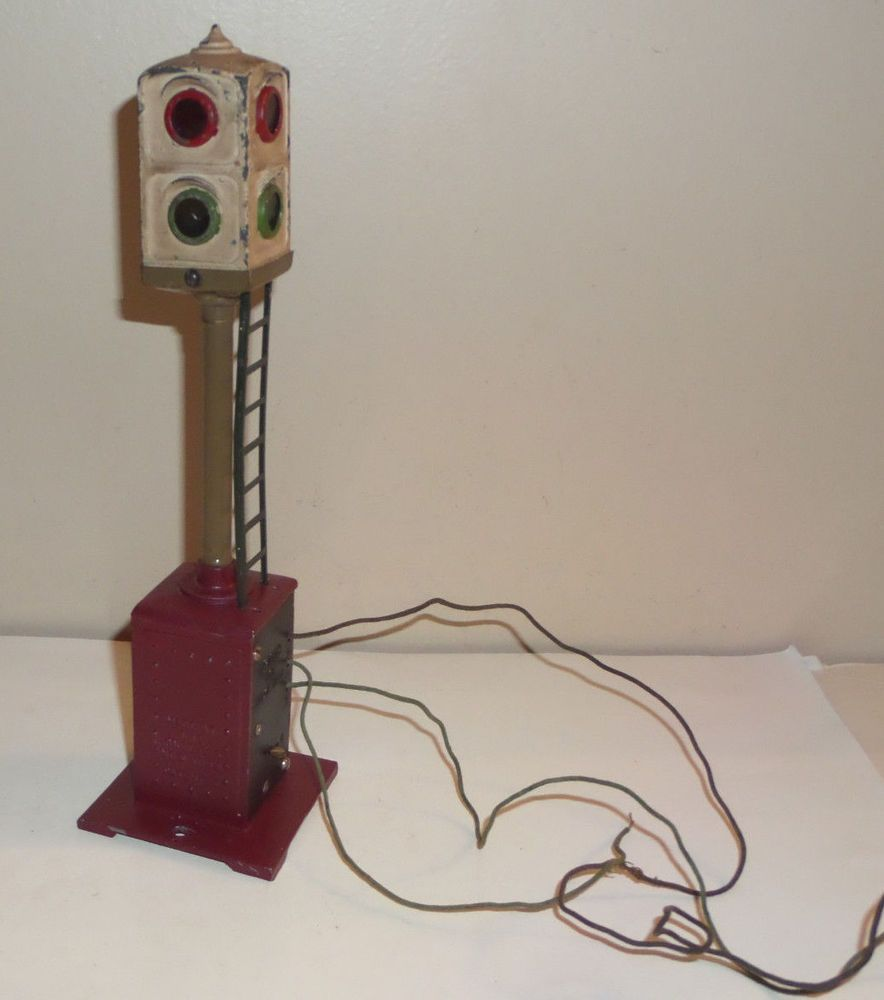 Miraculous Lionel Prewar Standard Gauge 78 Automatic Block Signal Lionel Toy Wiring Database Brom4X4Andersnl