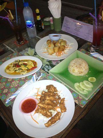 Love Thai food.