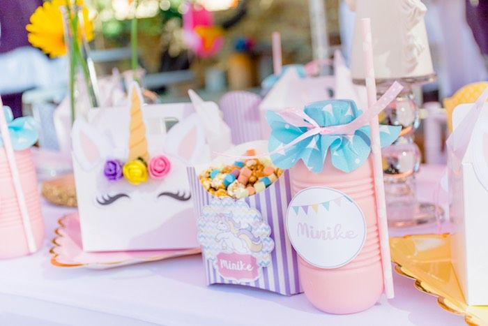 Rainbows and Unicorns Birthday Party | Pinterest | Unicorn birthday ...
