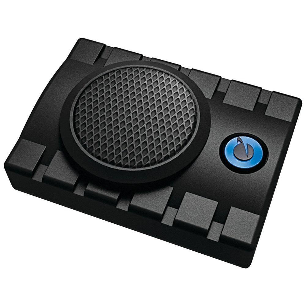 Planet Audio 800 Watt Low Profile Amplified Subwoofer Subwoofer