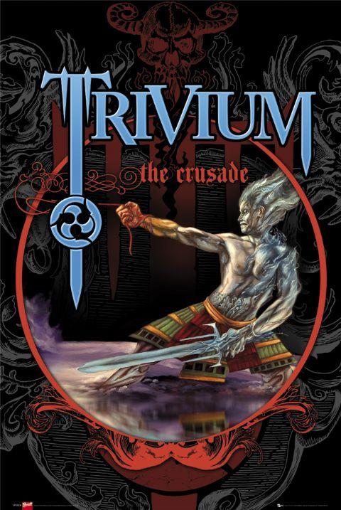 cd do trivium the crusade