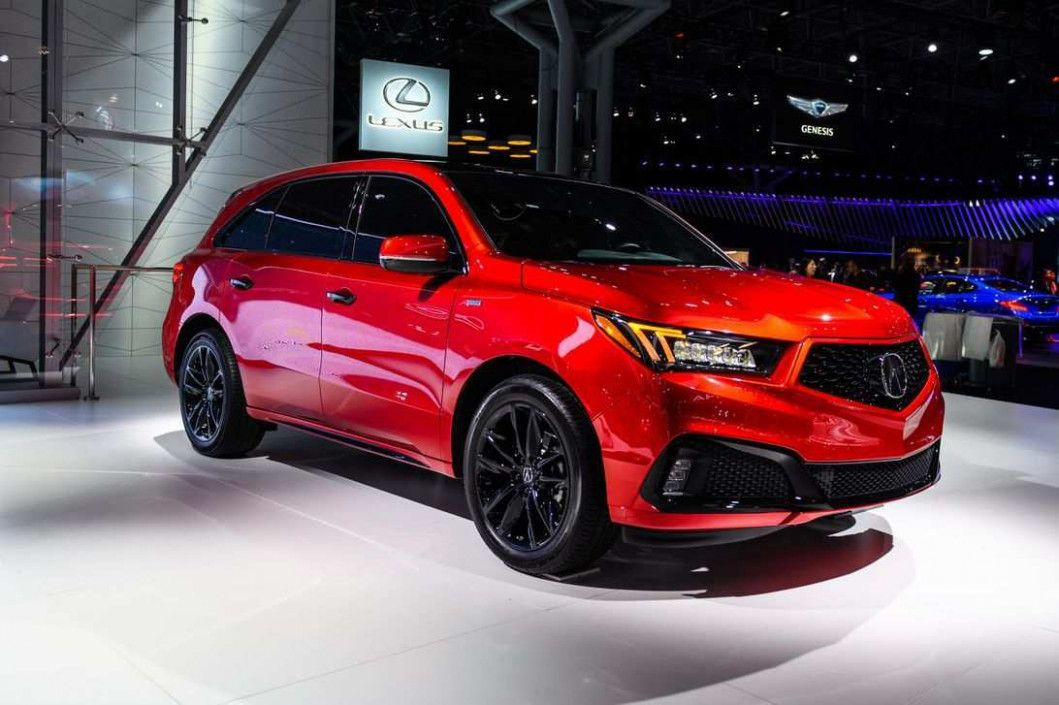Acura Mdx 2020 Release Concept Looking for the best fuel