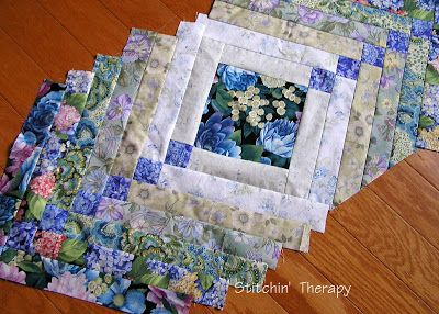 Stitchin' Therapy: Gorgeous french braid table runner.