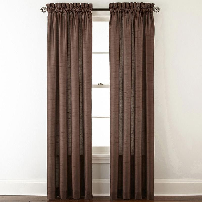 Plaza Thermal Interlined Room Darkening Rod Pocket Curtain Panel  #BestBlackoutCurtainsforBedroomsandLivingRooms Cool Curtains, Kids