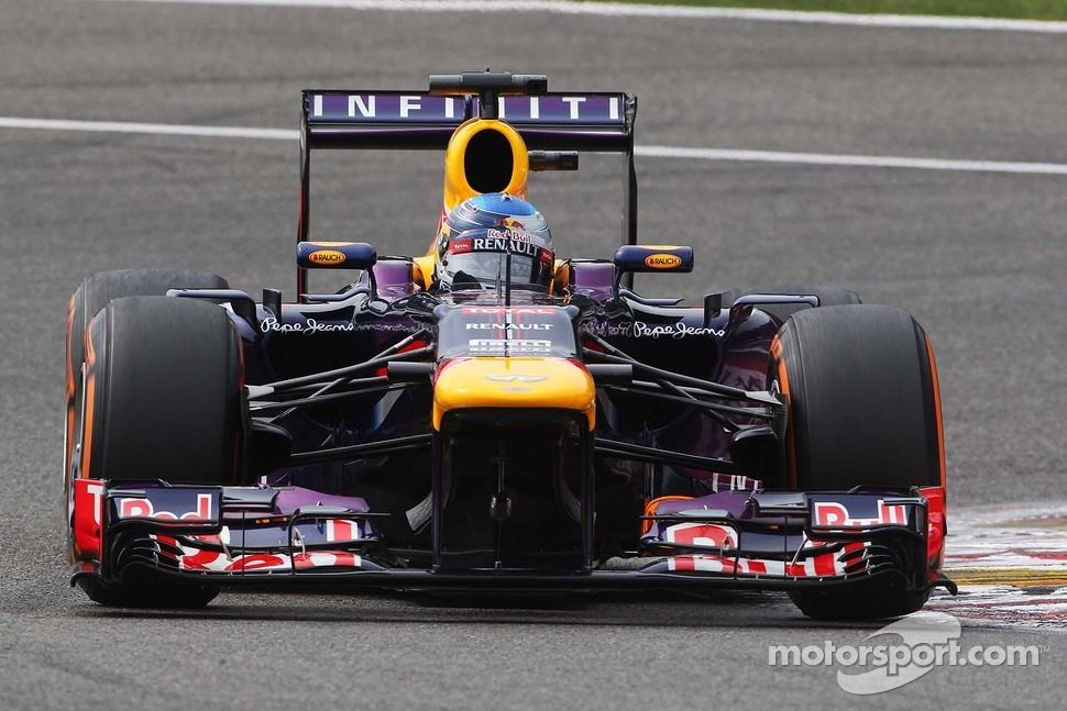 Sebastian Vettel, Red Bull Racing RB9 | Main gallery ...