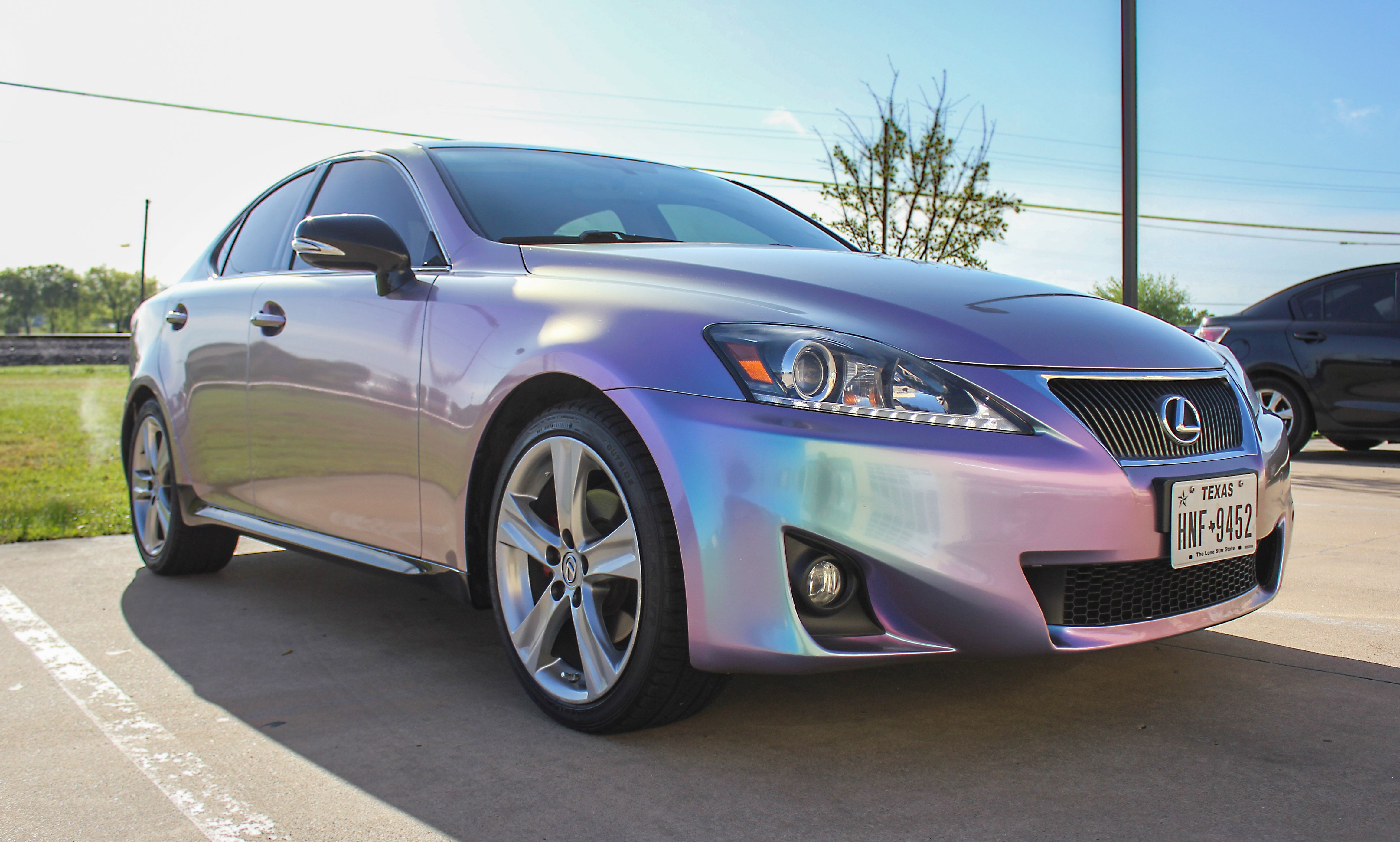 Amethyst Color Shift Lexus Metallic Specialty And Chrome