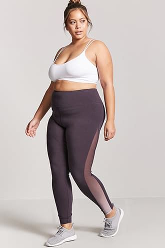 Sexy bbw in leggings