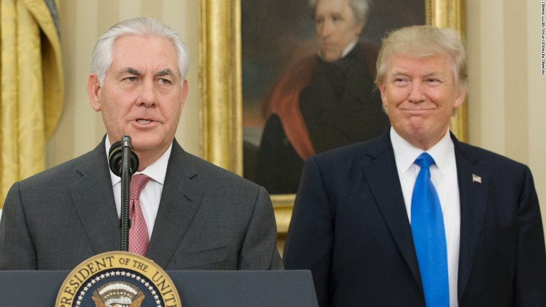"If Trump really thinks the planet is a ""mess"" as crises churn from North Korea to the Middle East, it would seem illogical to ditch his secretary of state"