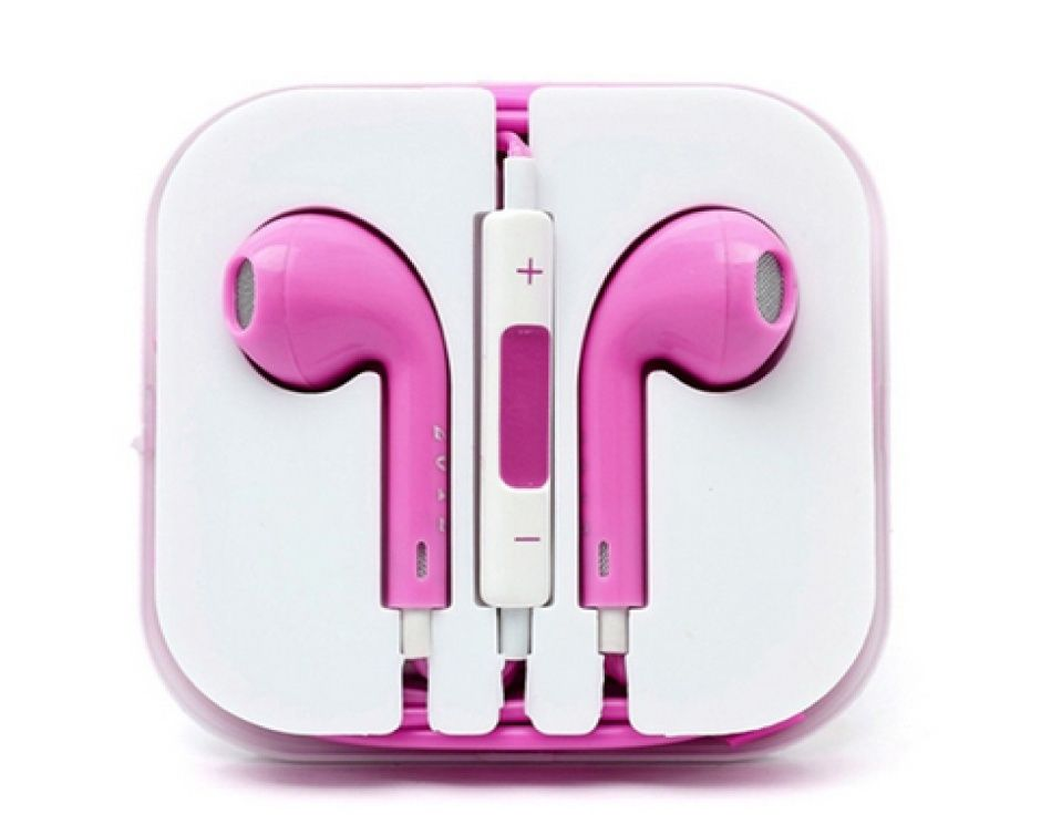 Stereo Earphone In Line Control With Mic Headset 3 5mm In Ear Earbuds For Iphone Doesnotapply Iphone Earphones Earbuds Apple Headphone Wireless Accessories