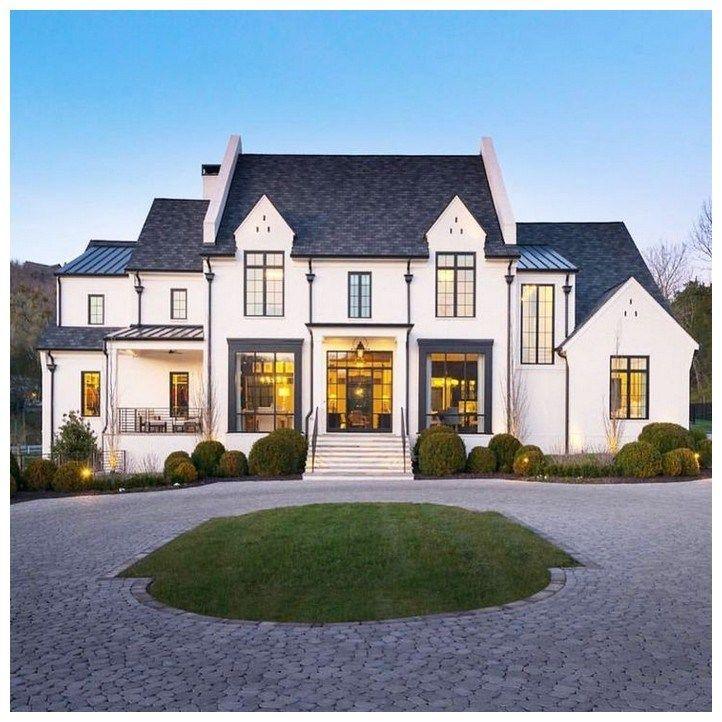 72 Stunning Modern Dream House Exterior Design Ideas 23 Solnet Sy Com House Designs Exterior House Exterior Dream House Exterior