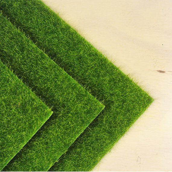 Artificial Grass Artificial Turf 12 X 12 Fairy Garden Plants Accessories M Artificial Plants Outdoor Small Artificial Plants Artificial Plants Indoor
