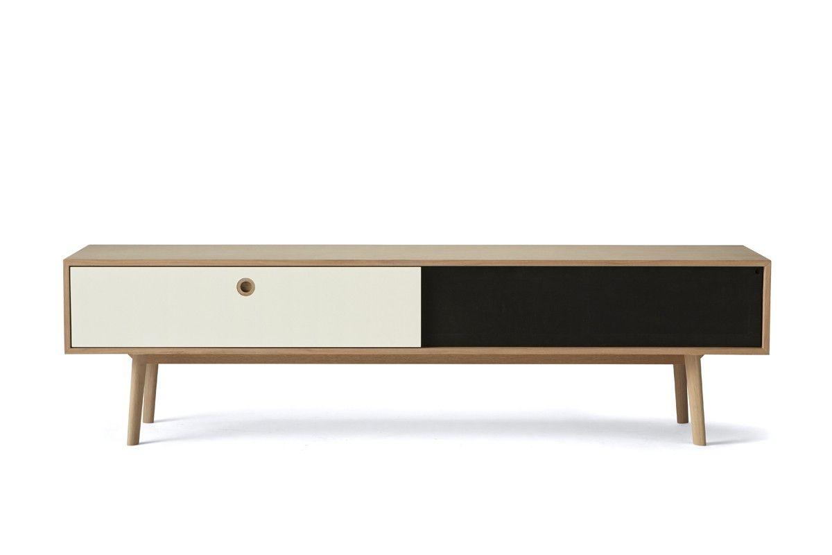 billede af classic tv bord hos boshop m bler. Black Bedroom Furniture Sets. Home Design Ideas