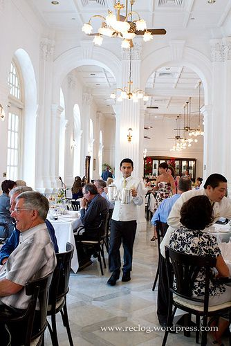 High Tea Review Raffles Hotel Singapore Hotel Colonial Style British Colonial