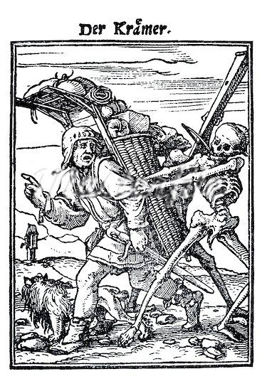 Medieval woodcuts are pretty evocative, too... | 1314 ...