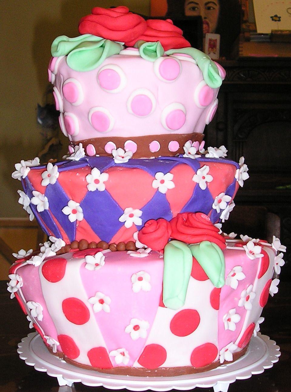 birthday cake for grandma and grandpa