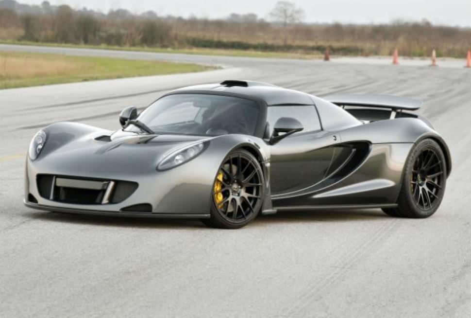 Hennessey Venom GT beats Bugatti Veyron Super Sport as worlds